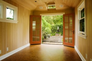 Sustainable, green flooring options in our Flooring Gallery