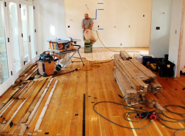 Hardwood Floor Refinishing Portland