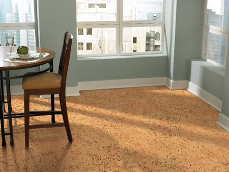 Cork flooring portland or ecofloors for Sustainable cork flooring