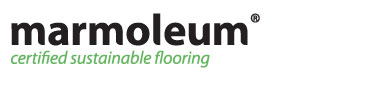 Marmoleum certified sustainable flooring