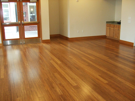 Hardwood Flooring Gallery: Office