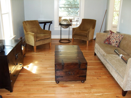 Hardwood Flooring Gallery: Family Room