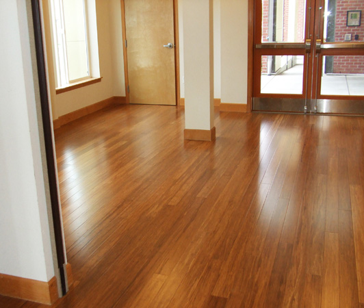Bamboo flooring installation portland or ecofloors for Eco bamboo flooring